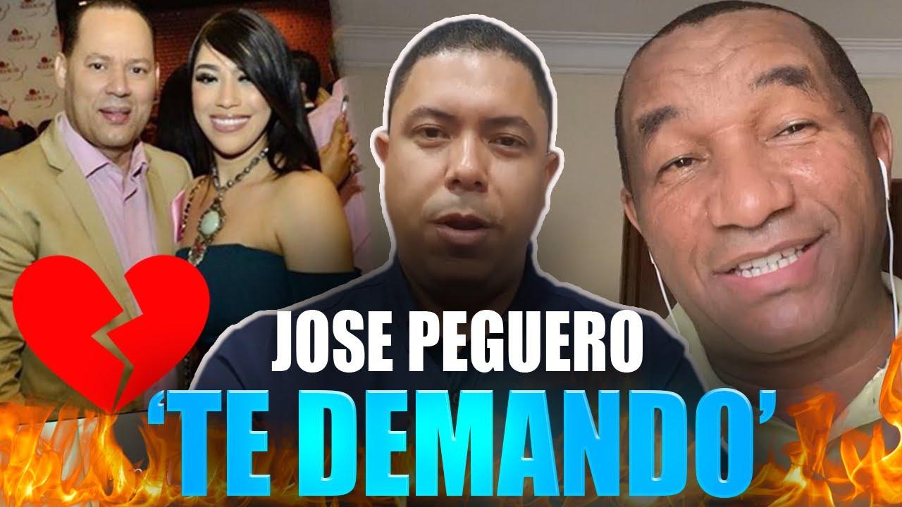NO ES POR AZARAR - HAY FUEGO! FRANKLIN MIRABAL VS. JOSE PEGUERO