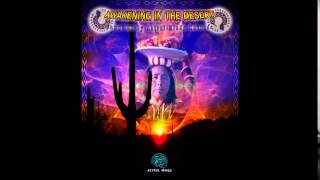 "06 - Jchew Ams - Space Desert Night / V.A.- ""Awakening In The Desert""."