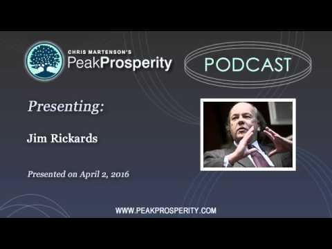 Jim Rickards: The New Case For Gold