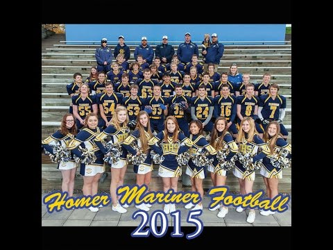 Homer Alaska Mariner Football 2015
