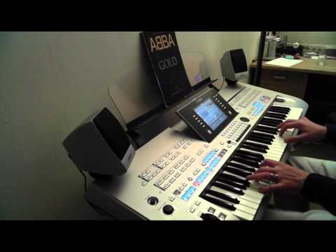 ABBA Honey Honey Performed On Yamaha Tyros 4 By Rico Klaus Wunderlich Style