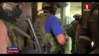 В Заславле мужчина несколько часов удерживал заложницу. Панорама
