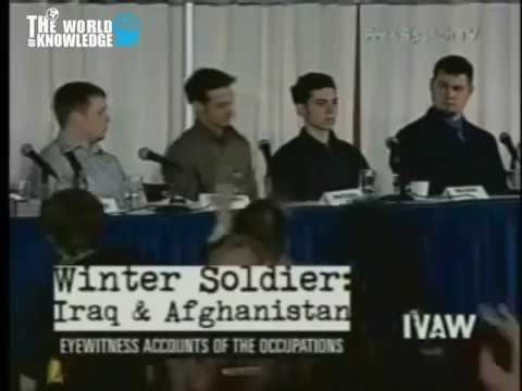 """American Soldier  Michael Prysner : """"Real Enemy is Ruling Class"""""""