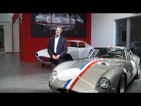 Interview with major Ferrari collector Jon Shirley