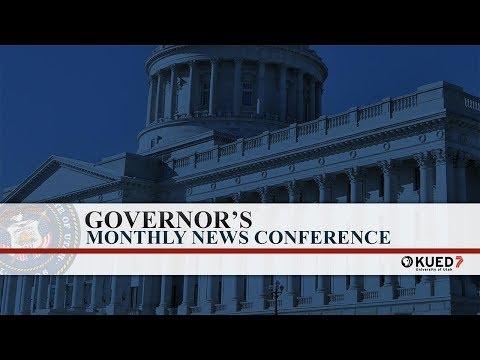 The Governor's Monthly News Conference | November 2017