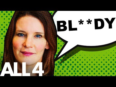 The REAL Origins Of BL**DY?   Susie Dent's Guide To Swearing