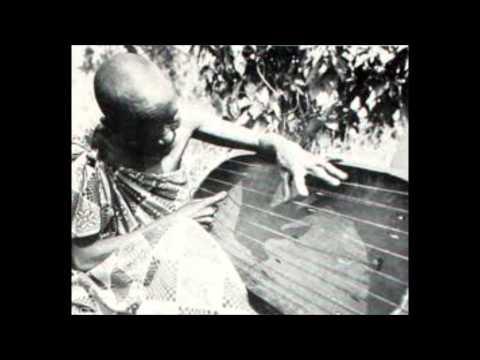 Burundi Half Whispered, Half Exhaled Chant Accompanied on Inanga