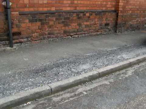 FIX THEIR STREET IN NEWARK-ON-TRENT