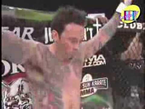 Jason David Frank debut UFC- Lo vi en TV