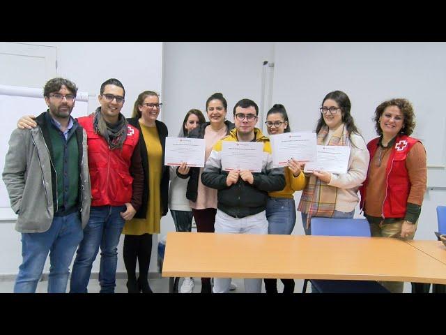 El Ayuntamiento de Cartaya y Cruz Roja clausuran un curso de Manipulador de Alimentos