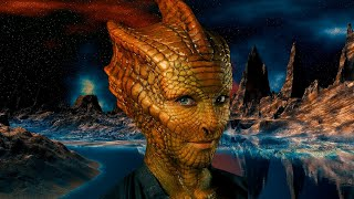 Destainuirile # Extraterestrului Reptilian Lacerta  , Descopera Reptilienii !