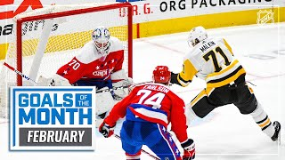 Filthiest Goals of February | 2019-20 NHL Season