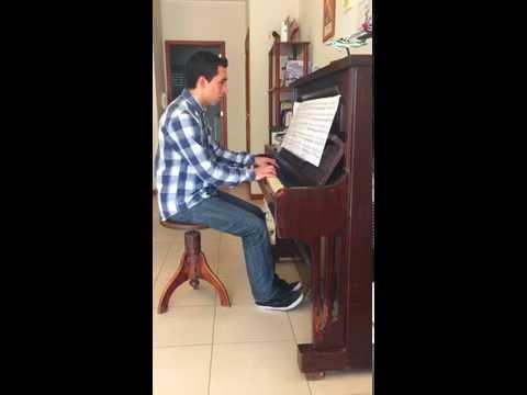 The Ecstasy of Gold, Ennio Morricone,  Piano Solo