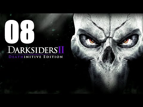 Let's Platinum Darksiders II (PS4 Pro/Deathinitive) 08 - Tears of the Mountain