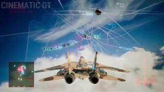Ace Combat 7 : Skies Unknown Customization Trailer | Cinematic GT