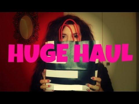 HUGE HAUL (pharm24.gr, romwe.com, dresslink.com, sephora, hondos center, etc)