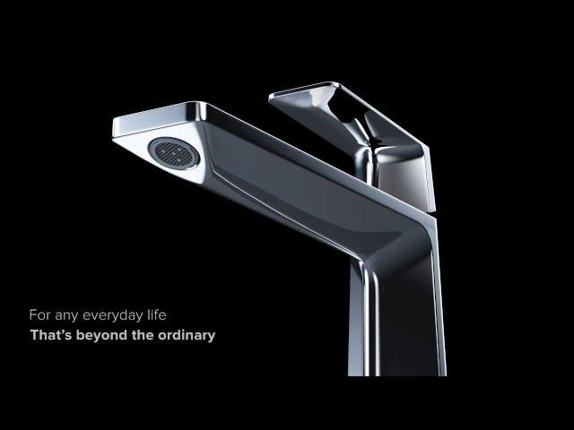 Kraus Aplos Single Lever Vessel Bathroom Faucet by KitchenSource.com
