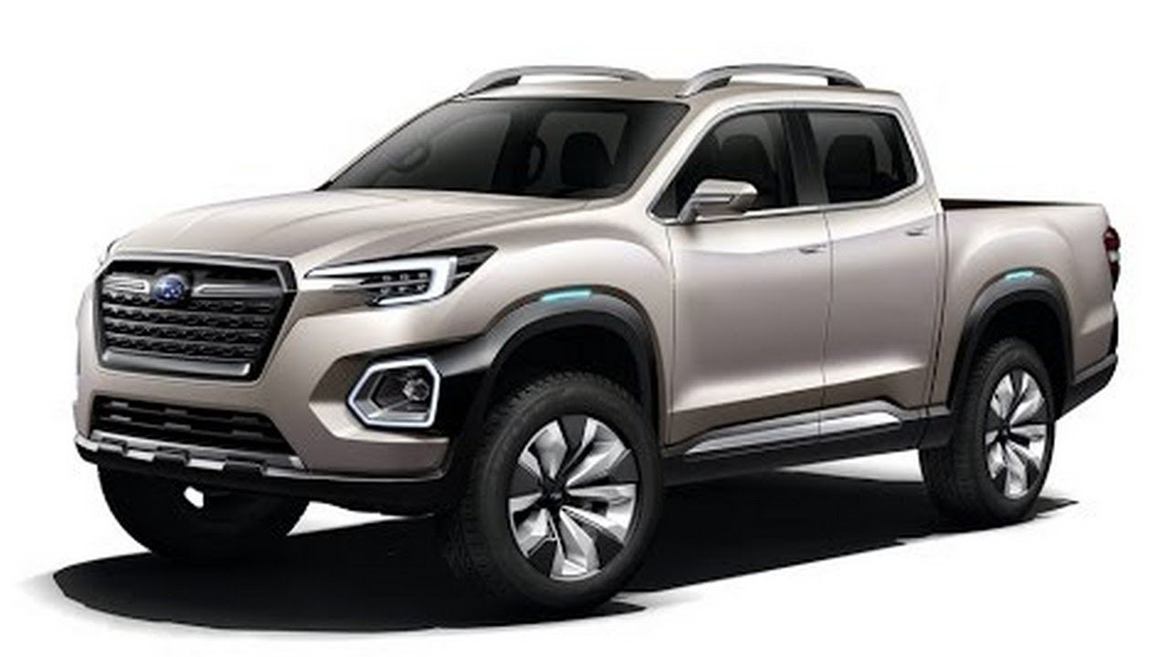 2019 subaru pickup truck with tough engine capabilty | much better