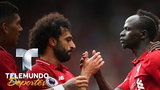 Liverpool vs. West Ham: 4-0 Highlights | Premier League 2018 | Telemundo Deportes
