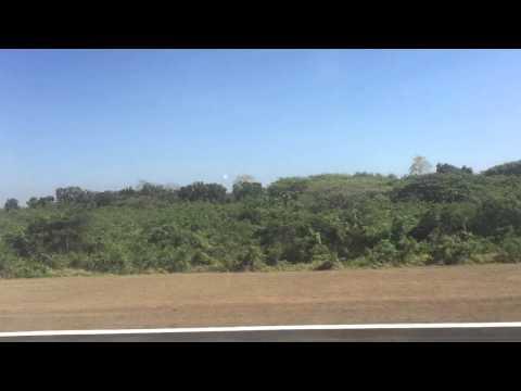 Cebu Pacific Landing at Puerto Princesa Airport
