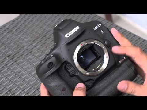 Đập hộp Canon 1D X Mark II chính hãng đợt pre-order đầu tiên: giá 125 triệu, không kèm thẻ CFast 2.0