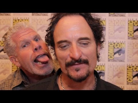 Sons of Anarchy: Kim Coates aka Tig  Season 5