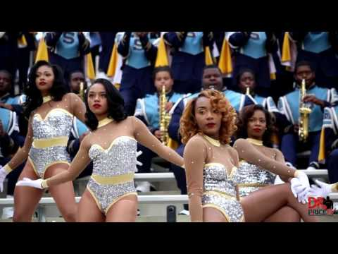 Southern University Dancing Dolls Youre All I Need vs Prairie View 2016