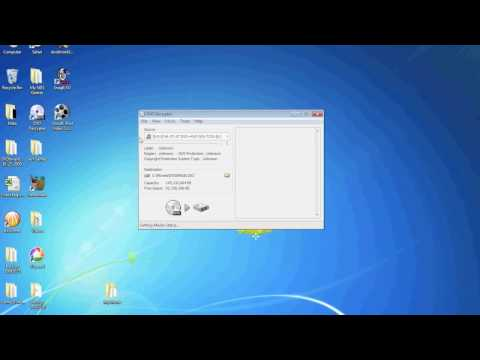 How To Copy a DVD using DVD Decrypter & DVD Shrink
