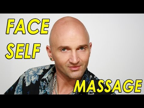 Face Reflexology: Internal Organs Healthy Therapy - Self Massage Part 2