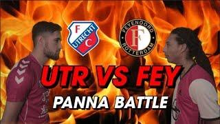 FC Utrecht VS FEYENOORD PANNA BATTLE - PANNA PRO LEAGUE