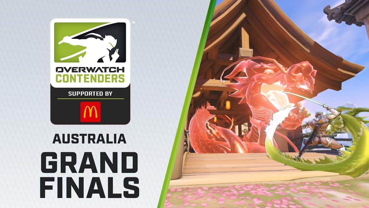 [Co-Stream] Contenders Australia | S2 Playoffs | Grand Finals