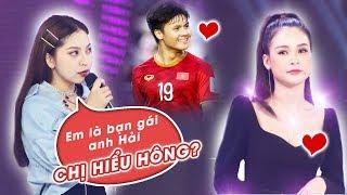 """Sam bị Nhật Lê - bạn gái cầu thủ Quang Hải """"DẰN MẶT"""" trên Sàn Đấu Ca Từ"""