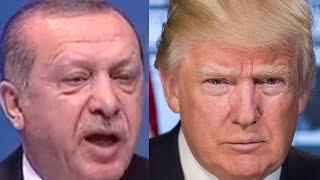 Трамп - Эрдоган: от пламенной любви до глубокой ненависти