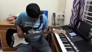 Katheyonda Helide from the movie Kirik Partyyy by pranav s on keyboard