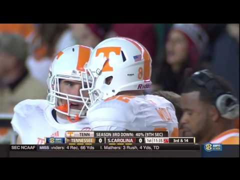 2014 Tennessee vs South Carolina Full Game