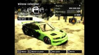 NFS Most Wanted - Nouvelle voiture pour le ModLoader : La BMW M3 GTR