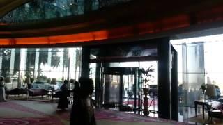 Burj AlArab Entrance مدخل برج العرب 2