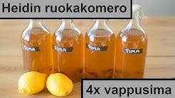 Heidin Ruokakomero - 4x vappusima