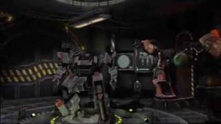 Front Mission: Evolved- Gameplay Trailer Comic-Con 2010