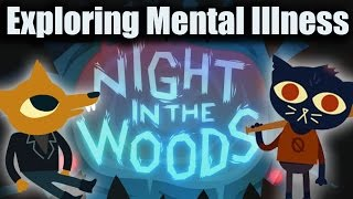Exploring Mental Illness in Night in the Woods (SPOILERS)
