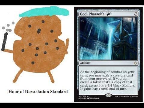 Hour of Devastation Standard #1 (UR Bolas vs UW God-Pharaoh's Gift) - Game 1