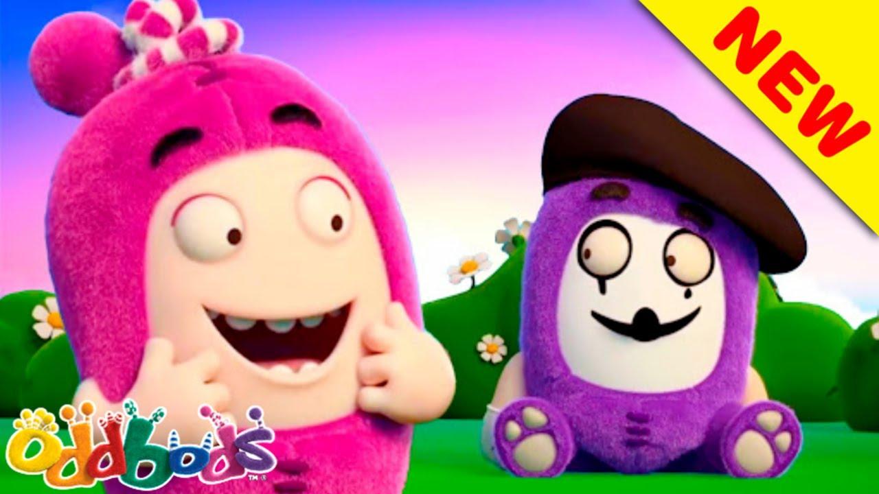 गर्मियों का नीला आसमान | Oddbods | नया | बच्चों के लिए मज़ेदार कार्टून