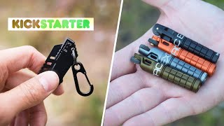 10 Cool Legal Self Defense Weapons ON KICKSTARTER ▶ Starting @ Rs 500 to 10K Rupees You Must Have