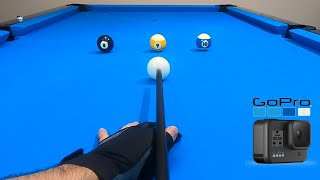 Break & Runs: 8, 9, & 10-Ball With GoPro