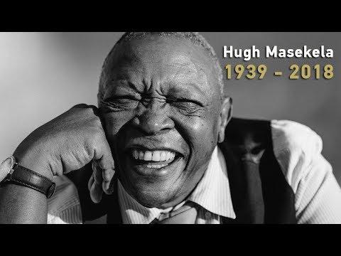 Hugh Masekela: South Africa's father of jazz