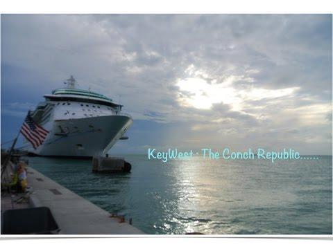 Key west : Conch Republic