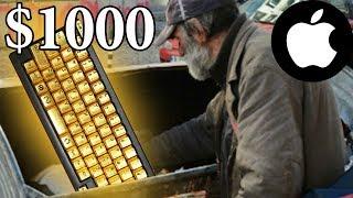 НАМЕРИХ КЛАВИАТУРА ЗА $1000 В КОФАТА???? (СКАНДАЛНО!)