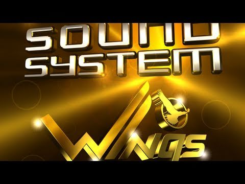 "009 Sound System ""Wings"" Official HD New Single June 2011"