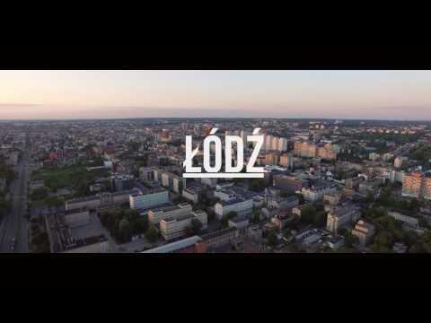 ŁÓDŹ DRONE VIDEO 2016