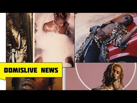 Young Thug Wears Women&39;s Clothes But Is He Gay ?  Domis NEWS